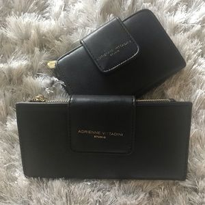2pc Wallet by Adrienne Vittadini